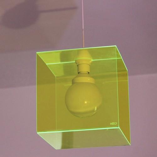 CUBE - Suspension lamp