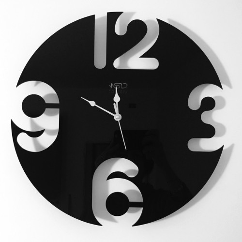 O'Clock wall clock