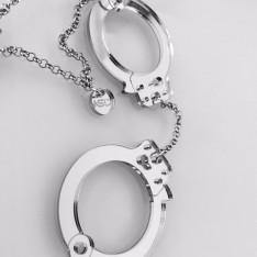 Handcuffs Pendant