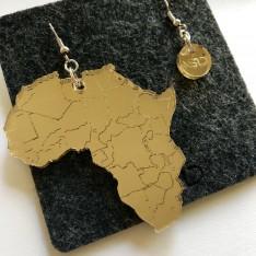 Orecchini Africa