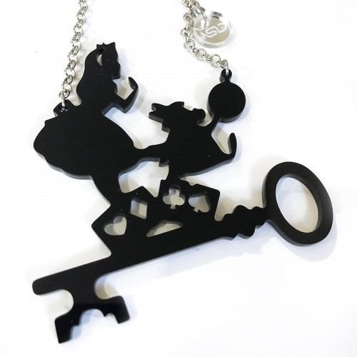 Alice in Wonderland pendant