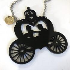 Cinderella pendant