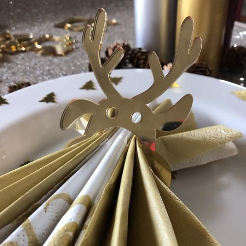 Christmas napkin holder